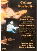 Guitar Portraits , Buster B. Jones