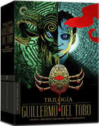Trilogia De Guillermo Del Toro (Criterion Collection) , Doug Jones