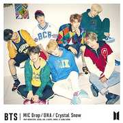 Mic Drop /  DNA /  Crystal Snow: Type C [Import] , BTS