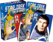 Star Trek Tao of Spock Playing Cards