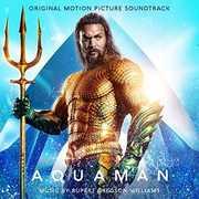 Aquaman (Original Motion Picture Soundtrack) , Rupert Gregson-Williams