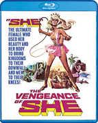 The Vengeance of She , John Richardson