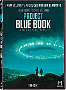 Project Blue Book: Season 1 , Aidan Gillen