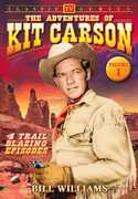 The Adventures of Kit Carson: Volume 1 , Donald Diamond