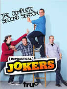 Impractical Jokers: The Complete Second Season , Brian Quinn