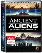 Ancient Aliens: The Complete Seasons 1-6