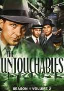 The Untouchables: Season 1 Volume 2 , Anne Francis