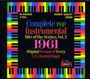 Complete Pop Instrumental Hits Of Sixties, Vol.2: 1961 , Various Artists
