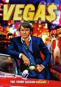 Vegas: The Third Season Volume 1 , Tony Curtis