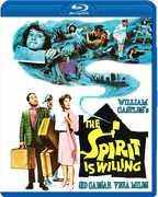 The Spirit Is Willing , Barry J. Gordon
