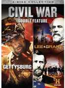 Civil War Double Feature: Gettysburg /  Lee & Grant , Jonathan Frakes