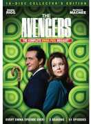 The Avengers: The Complete Emma Peel Megaset , Diana Rigg