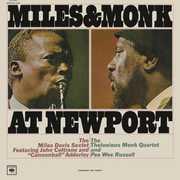 Miles & Monk At Newport [Mono Vinyl] , Miles Davis