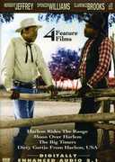 4 Feature Films: Harlem Rides the Range /  Moon Over Harlem /  The BigTimers /  Dirty Gertie From Harlem, USA , Spencer Williams