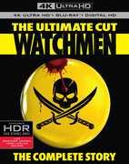 Watchmen: Ultimate Cut , Malin Akerman