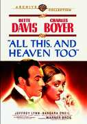 All This, And Heaven Too , Bette Davis