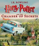 Harry Potter and the Chamber of Secrets: The Illustrated Edition (Harry Potter)