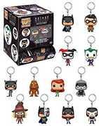 FUNKO POP! KEYCHAIN: DC Comics - Batman The Animated S2 (ONE Random Keychain Per Purchase)
