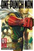 One Punch Man, Vol. 1