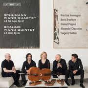 Piano Quartet 47 /  Piano Quintet 34