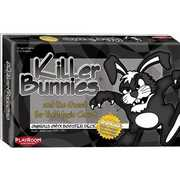 Killer Bunnies: Quest for theMagic Carrot - Ominous Onyx Booster Deck