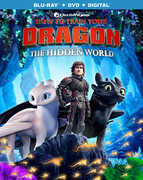 How to Train Your Dragon: The Hidden World , Jay Baruchel