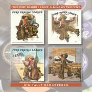 Pure Prairie League /  Bustin Out /  Two Lane Highway /  Dance [Import] , Pure Prairie League