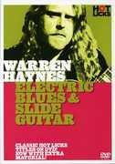 Electric Blues & Slide Guitar , Warren Haynes