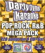 Party Tyme Karaoke: Pop Rock R&B Mega Pack /  Various , Party Tyme Karaoke