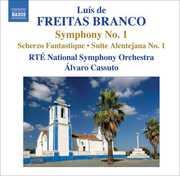 Symphony No. 1 /  Suite Alentejana , Alvaro Cassuto
