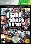 Grand Theft Auto: Episodes From Liberty for Xbox 360