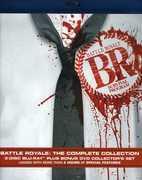Battle Royale: The Complete Collection , Ryo Katsuji