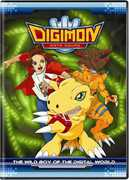 Digimon: Wild Boy of the Digital World