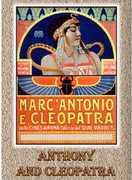 Anthony and Cleopatra , Amleto Novelli