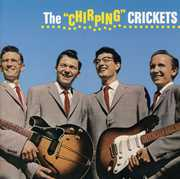 Chirping Crickets , Buddy Holly