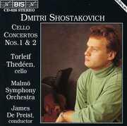 Two Cello Concertos , Torleif Thed en
