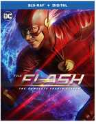 The Flash: The Complete Fourth Season (DC) , Grant Gustin
