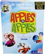 Mattel Games - Disney Apples To Apples Disney Card Game