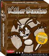 Killer Bunnies: Quest for theMagic Carrot - Chocolate Booster Deck