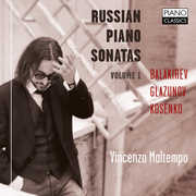 Russian Piano Sonatas 1