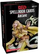 D&D Spellbook Cards: Arcane (Dungeons & Dragons, D&D)