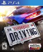Dangerous Driving for PlayStation 4