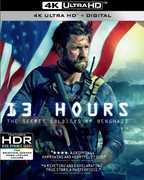 13 Hours: The Secret Soldiers of Benghazi , John Krasinski