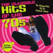 The Ultimate Hits Of The 70's