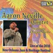 Jazz Fest 2010 , Aaron Neville