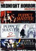 The Midnight Horror Collection: Puppet Master: Volume 1 , William Hickey
