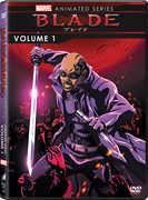 Blade: Marvel Animated Series: Volume 1 , Harold Perrineau