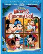 Mickey's Christmas Carol 30th Anniversary Edition , Will Ryan