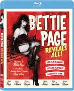 Bettie Page Reveals All , Hugh Hefner