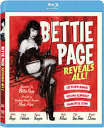 Bettie Page Reveals All , Hugh Hefner